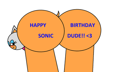 Birthday gift for SonicDude645 by MarnicSteve92