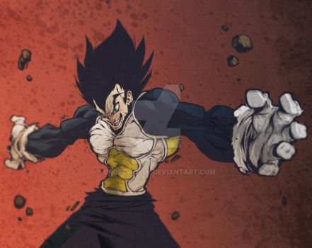 Vegeta by opgezwolle