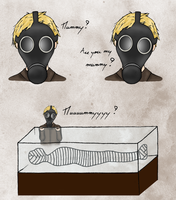 Are you my mummy ? by CircusMonsters
