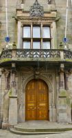 City Chambers Doors by BusterBrownBB