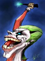 Clown from the clouds by TCUmi777