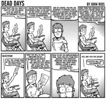 Classroom Policies by deaddays