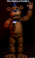 Freddy Fazbear by GamesProduction