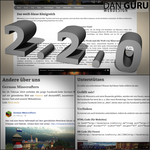 Minevaria Website 2.2 by RoqqR