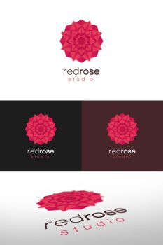 Red Rose Studio - logo by Funialstwo