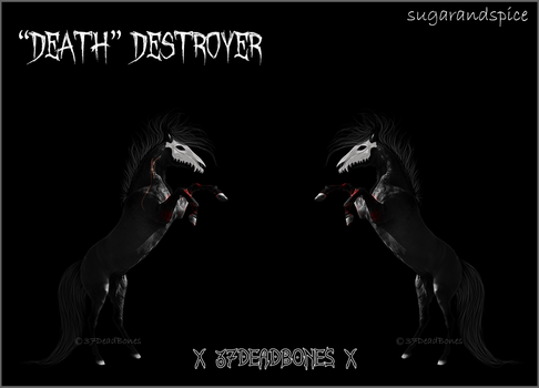 |Death | Destroyer New Ref by 37DeadBones
