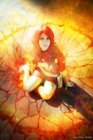 Dark Phoenix - Here Again by FioreSofen