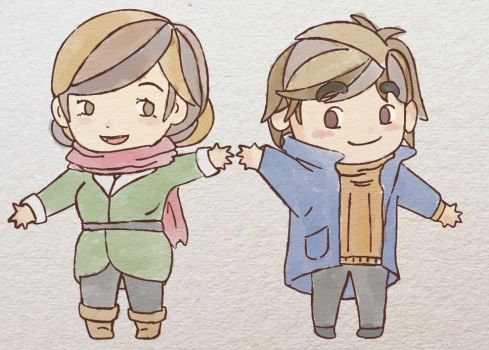 Winter outfits by ezeqquiel