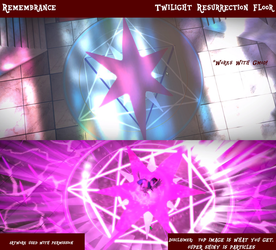 Remembrance - Twilight Resurrection Floor by The4thaggie