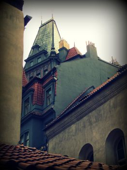City of Prague by Cheez-it-eater