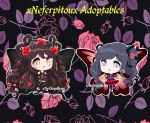 (AUCTION) Closed Species: Skeletaries Adopts(OPEN) by Neopalitan