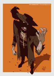 The Scarecrow by RickCelis
