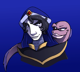 Mozenrath and Xerxes by Butterscotch25