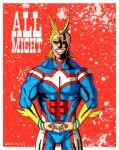 ALL MIGHT: #1 Hero! by McArthur525