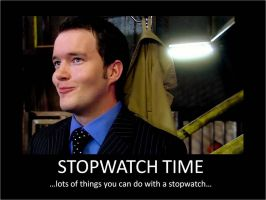 Stopwatch Time by Gaia-Child3