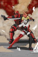 Harleypool by darlinginc
