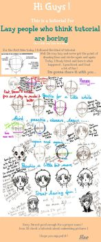 For lazy people who think tutorial are boring by hae-chan