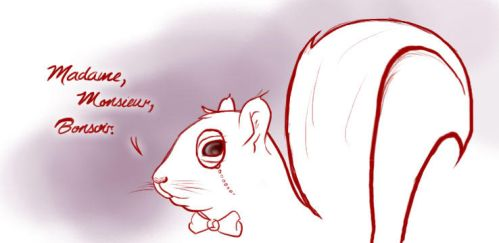 Nakata Squirrel by archon357