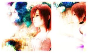 Kairi - Princess of Heart by KatalunaEternity