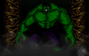 Hulk by Stachir