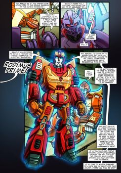 The Transformers: Magnificent Crisis - page 10 by Tf-SeedsOfDeception