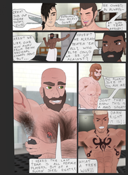 Cup Check: Chapter 1 - Page 1 by spiralqq