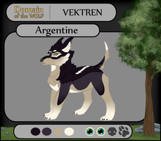 DotW Application: Argentine by Spicerooni