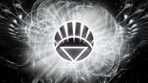 White Lantern Wallpaper by Asabru88