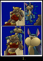 Mirage Growth. Page 1. by Virus-20