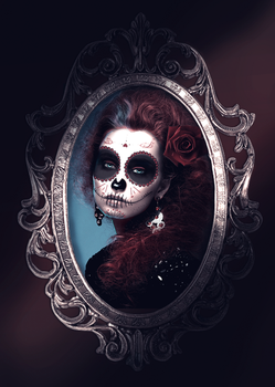 Day Of The Dead by Shann2j