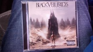 Black Veil Brides' Wretched and Divin by MentalMark316