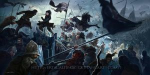 The North Remembers by ertacaltinoz
