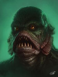 Gillman by Disse86