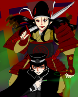 Devil summoner Raidou kuzunoha by 39tarou