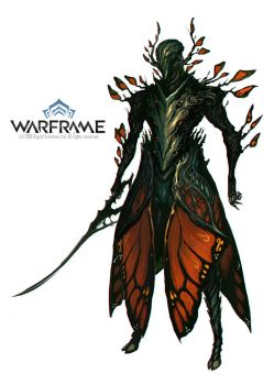 Warframe - Oberon Custom by IgnusDei