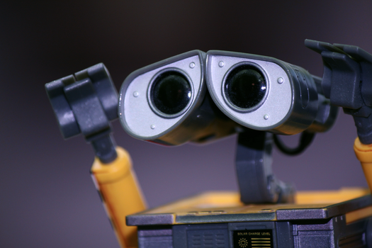 Wall-E! by Pixel-Sage