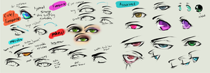 eyez by moni158