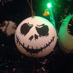 Jack Bauble by Itchywitchygirl