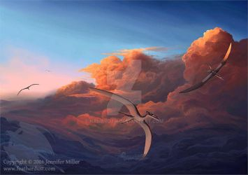 Sea of Clouds by Nambroth