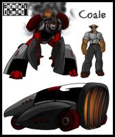 Feral Ignition: Coale by Giga-Leo