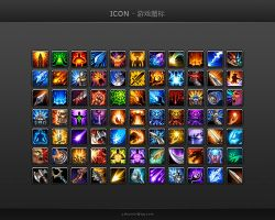 Game Icons - Skill by yshumin