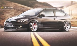 Ford focus by rookiejeno