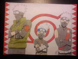 Kakashi. by Takeru6