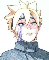 BORUTO SKETCH DRAWING by nellynell27