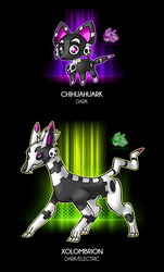 Dark Mexican Dogs v3.0 by Darksilvania