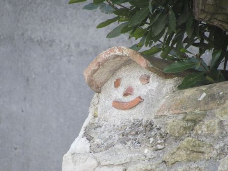 Happy Face by Fairling