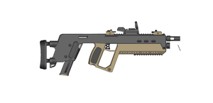 bullpup vector by ZoMb1e-M4N