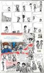 page - explanations and wartime by sweet-suzume