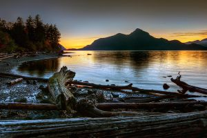 Howe Sound by IvanAndreevich