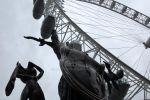 Dali and the London Eye by Curri-chan